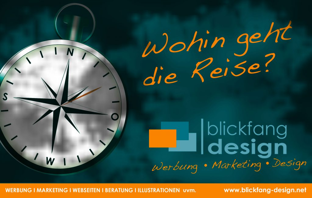 Wuppertal, Werbeagentur blickfang-design. Unternehmernetzwerk fair-dienen. Marketing, Werbung, Webdesign.